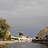 St Petersbourg : la ville grise
