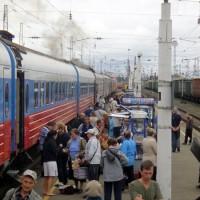 Transsibérien : 5185km de Moscou à Irkoutsk
