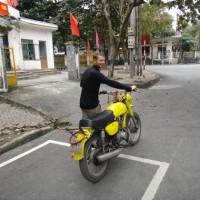 Yenh Binh à Ha Giang en passant par le garage !
