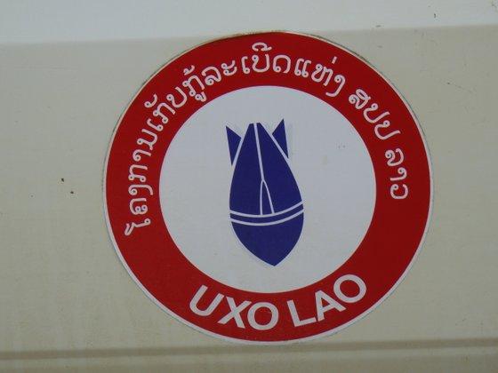 Logo des véhicules de déminage