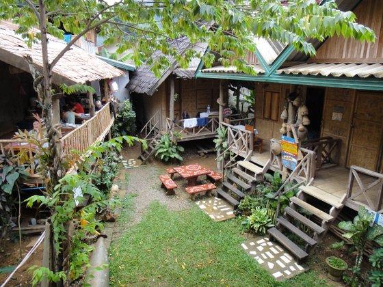 Guesthouse de M.Lintong