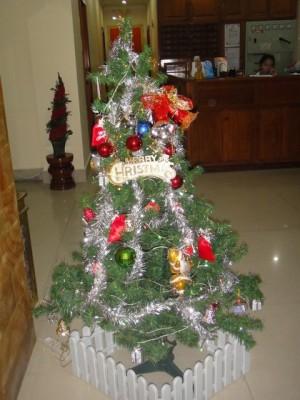 Noël à Phnom Penh