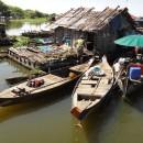 De Siem Reap à Battambang par le lac Tonlé Sap