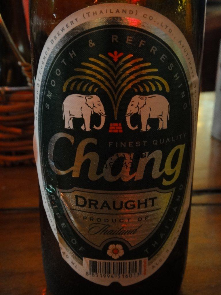 La Bière Chang