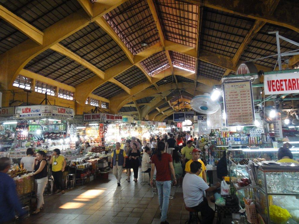 Marché Benh Tranh