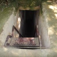 Ho Chi Minh et les tunnels de Cu Chi