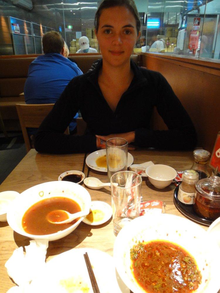 Repas chez DinTangFung