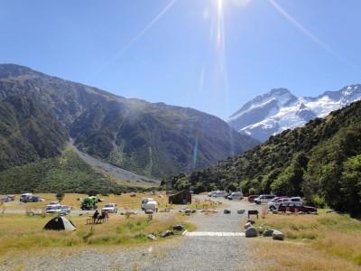 Campement du Parc National