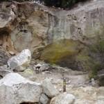 La grotte à soufre