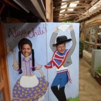 Retrouvailles à Santiago du Chili