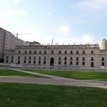 Le palais présidentiel ou Moneda