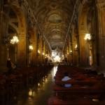 Inérieur de la cathédrale