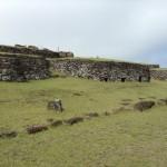Village en pierres de lave