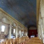Intérieur de l'église de Chonchi