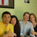 Kevin, Linda et Mickaël