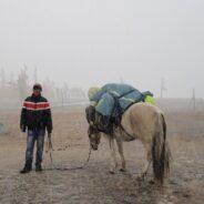 Gana, guide mongol